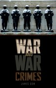 Cover for War and War Crimes