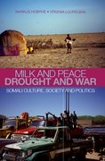 Cover for Milk and Peace Drought and War