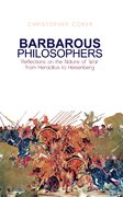 Cover for Barbarous Philosophers