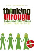 Cover for Thinking Through Islamophobia