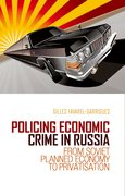 Cover for Policing Economic Crime in Russia