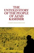 Cover for Untold Story of the People of Azad Kashmir