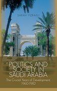 Cover for Politics and Society in Saudi Arabia