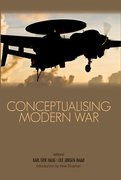 Cover for Conceptualising Modern War