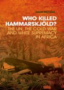 Cover for Who Killed Hammarskjold?