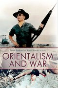 Cover for Orientalism and War