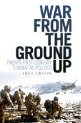 Cover for War From the Ground Up