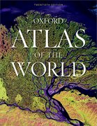Cover for Atlas of the World