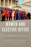 Cover for Women and Elective Office
