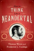Cover for How To Think Like a Neandertal