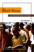 Cover for Black Mecca