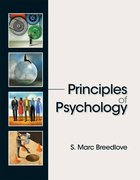 Cover for Principles of Psychology