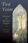 Cover for First Vision