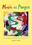 Cover for Music as Prayer