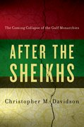 Cover for After the Sheikhs