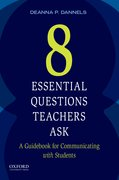Cover for Eight Essential Questions Teachers Ask