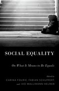 Cover for Social Equality