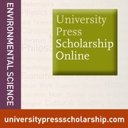Cover for University Press Scholarship Online: Environmental Science