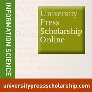 Cover for University Press Scholarship Online - Information Science