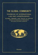 Cover for THE GLOBAL COMMUNITY YEARBOOK OF INTERNATIONAL LAW AND JURISPRUDENCE
