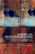 Cover for American Neoconservatism