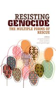 Cover for Resisting Genocide