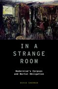 Cover for In a Strange Room