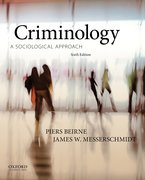 Cover for Criminology