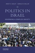 Cover for Politics in Israel: Governing a Complex Society