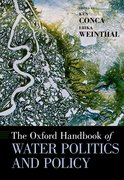 Cover for The Oxford Handbook of Water Politics and Policy