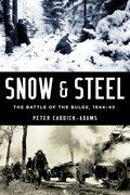 Cover for Snow and Steel