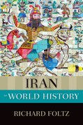 Cover for Iran in World History