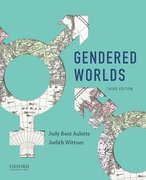 Cover for Gendered Worlds