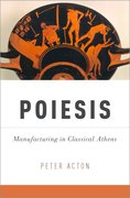 Cover for Poiesis