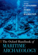 Cover for The Oxford Handbook of Maritime Archaeology