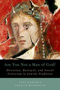 Cover for Are You Not a Man of God?