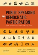 Cover for Public Speaking and Democratic Participation
