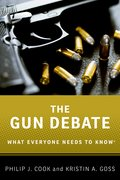 Cover for The Gun Debate