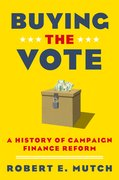 Cover for Buying the Vote