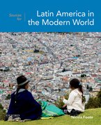 Cover for Sources for Latin America in the Modern World