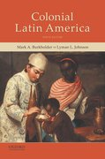 Cover for Colonial Latin America