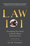 Cover for Law 101