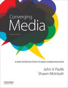 Cover for Converging Media