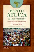 Cover for Bantu Africa