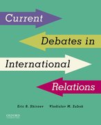 Cover for Current Debates in International Relations