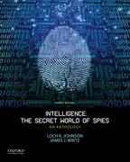 Cover for Intelligence: The Secret World of Spies