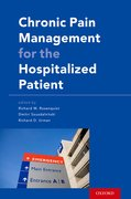Cover for Chronic Pain Management for the Hospitalized Patient