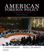 Cover for American Foreign Policy