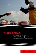 Cover for Displacing Human Rights