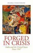 Cover for Forged in Crisis